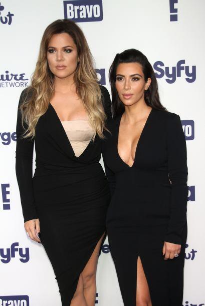 Las Kardashian traen la belleza de nacimiento.Mira aquí lo último en chi...