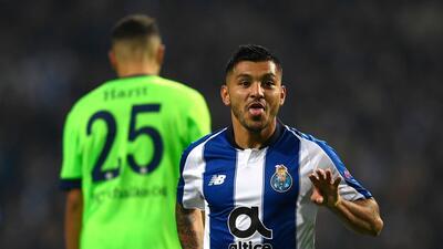 En fotos: El FC Porto vence al Schalke 04 y es muy líder del Grupo D en la Champions League