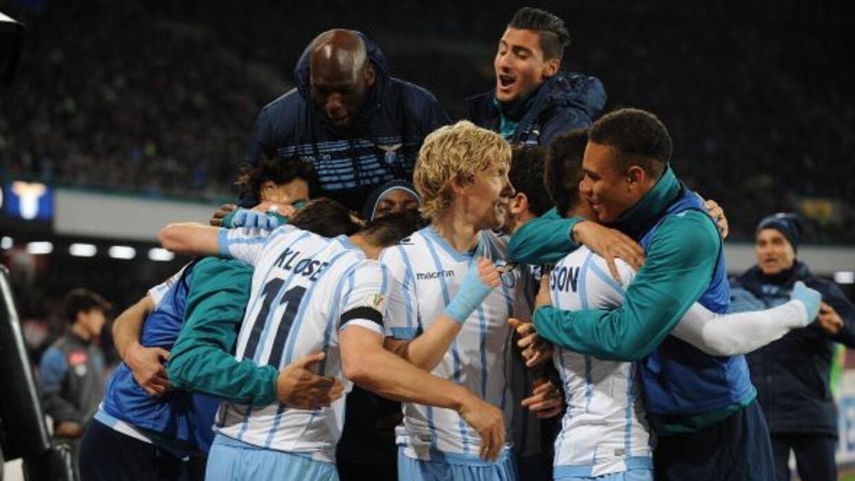 El conjunto de Roma jugará contra la Juventus por la Copa de Italia.