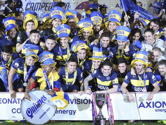 C.A. Boca Juniors (Argentina)