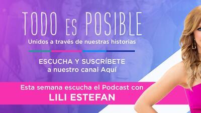 Lili Estefan nació de milagro y sufrió de carencias, pero logró todos sus sueños