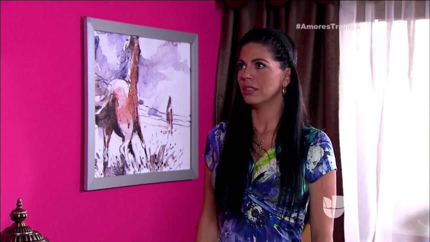 María le dijo a Facundo que no fue buena idea despedir así a Santiago. ¿...