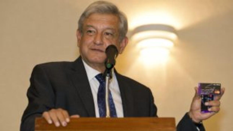 Andrés ManuelLópez Obrador.