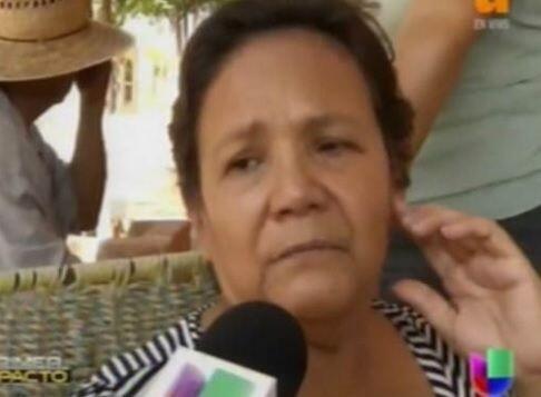 La hermana de Aldo, Yolanda, señaló a su cuñada como una mala mujer que...