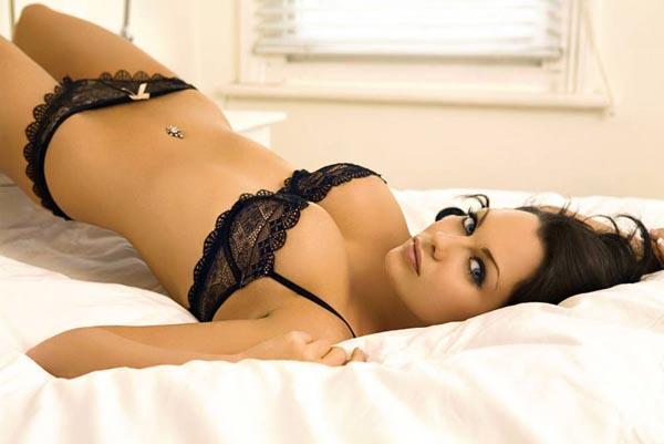 La espectacular y sensual actriz inglesa es una de las seguidoras m&aacu...