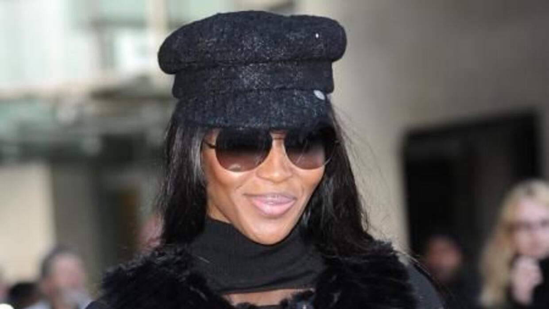 La supermodelo Naomi Campbell puede presumir de tener un armario repleto...