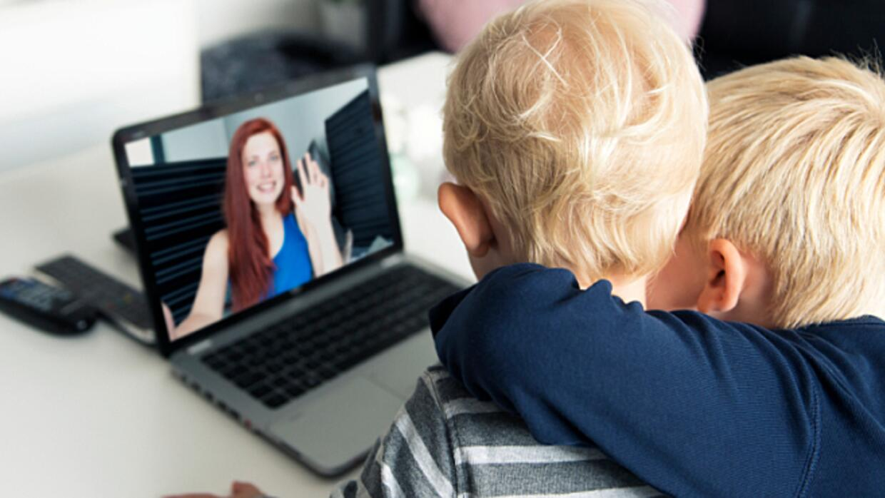 10 Activities to Make Family Video Calls Fun for Kids