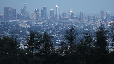 Temperaturas cálidas, el pronóstico del tiempo para este domingo en Los Ángeles