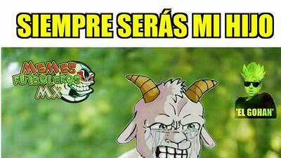 Los memes se acaban a las Chivas tras perder con América