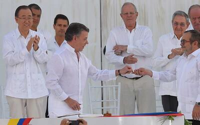 ¿Qué opinan los colombianos en Nueva York sobre el nuevo acuerdo de paz...
