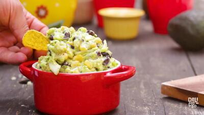 4 recetas de guacamole