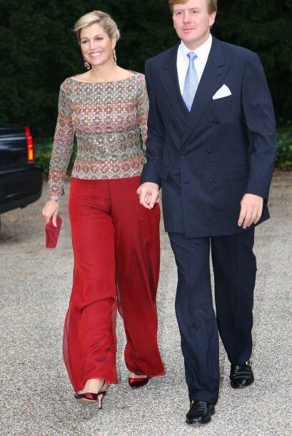 La realeza no se salva en este especial, pues la reina Máxima Zorreguiet...