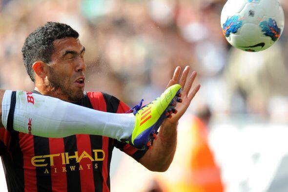 Pero al final no cayó un solo gol más y el Manchester City ganó por 3-2....