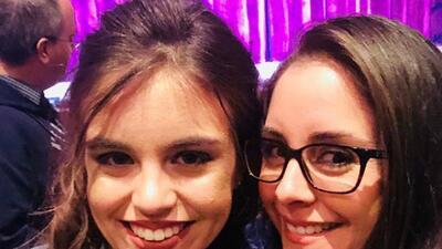 Las fotografías de la hija de Karyme Lozano que ponen nostálgica a la actriz