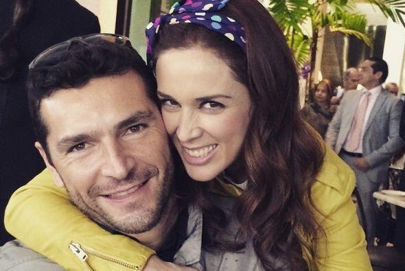 Se fueron de viaje para disfrutar de su amor de telenovela.