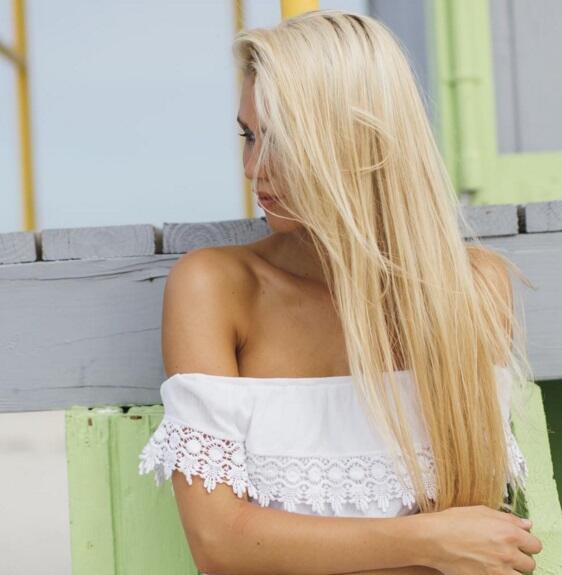 Scarlett es una de la mujeres más bellas de Alemania y recientemente la...