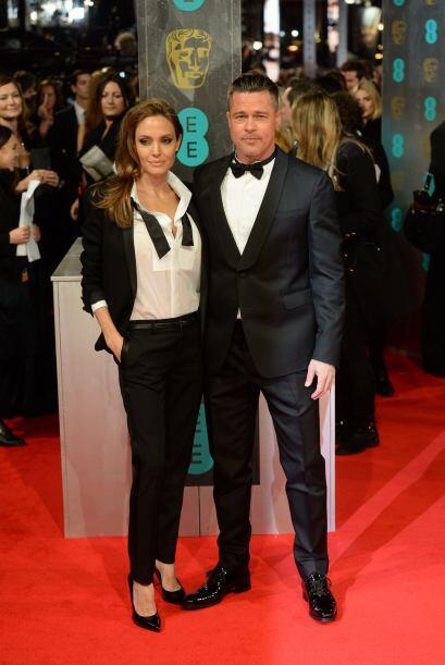 La gala se llevó a cabo en el Royal Opera House de Londres. La feliz par...