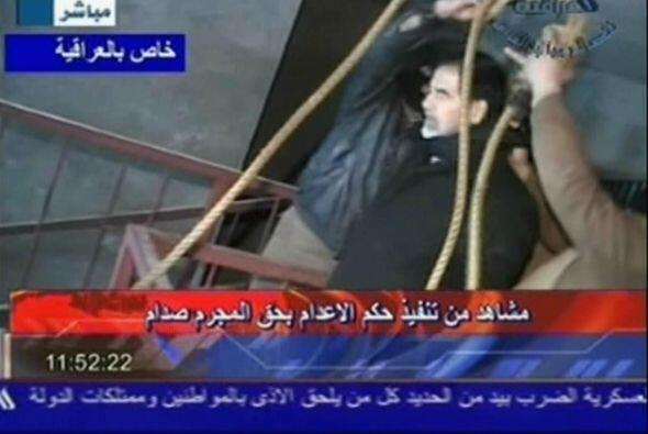 Sin embargo, el video de su ejecución fue capturado por un dispositivo m...