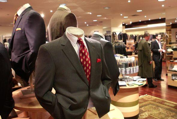 """7 """" Si compraste ropa de hombre el mes pasado entonces pagaste un 5.1% m..."""