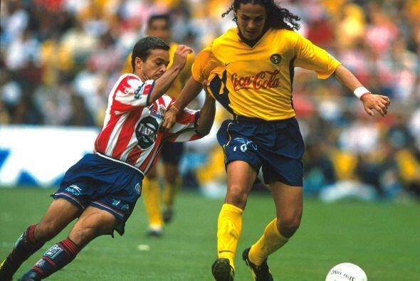 Ya como americanista Braulio jugó 3 años en los cuales tuv...