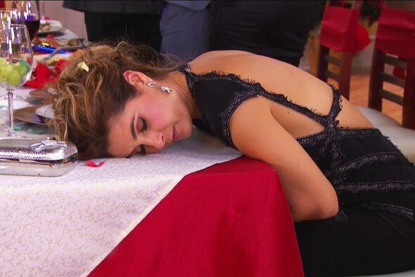 ¡Hasta mañana Isabela! Vas a recibir el año bien dormida.