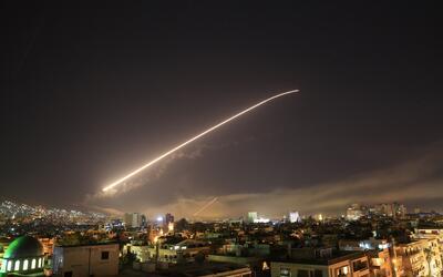 La noche del viernes, Estados Unidos informó que había ata...