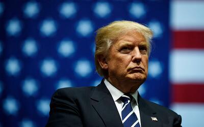 La tasa de desaprobación del presidente Donald Trump es del 59 po...