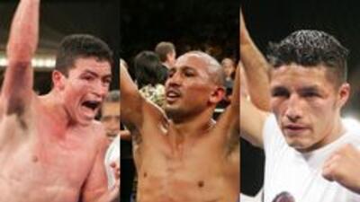 El boxeo mexicano tuvo un mes de abril inolvidable, varios boxeadores az...