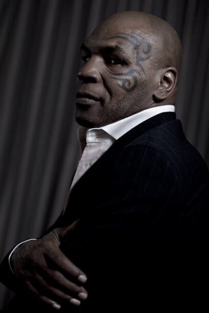 El ex boxeador estadounidense Myke Tyson, ganador dos veces del título m...