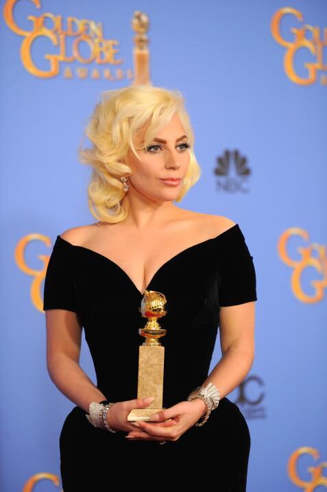 Lady Gaga ha sufrido de síndrome de estrés postraumático desde que fue v...