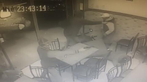 Terror en un restaurante de Perú cuando varios sujetos asaltaron a los c...