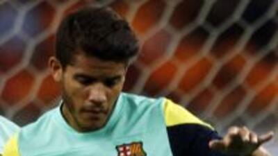 Jonathan dijo que ni él ni sus compañeros se burlaban del Sevilla, sólo...
