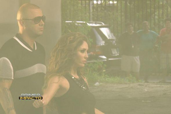 """En exclusiva fuimos invitados a la filmación del video musical """"Rumba"""" d..."""