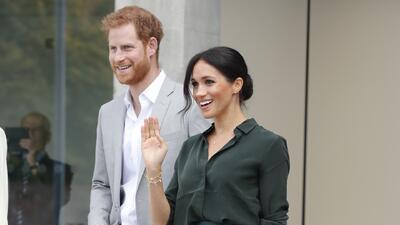 El bebé del príncipe Harry y Meghan Markle recibirá este título en la realeza (dependiendo el sexo)