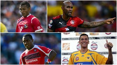 Los panameños que han probado el fútbol mexicano