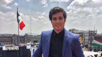 Danilo Carrera podría ser el galán de 'Estela Carrillo'