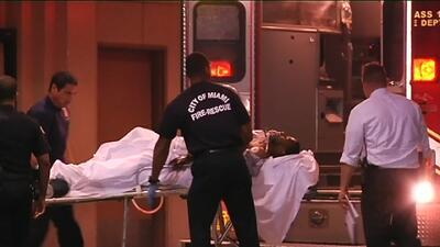 Mortal tiroteo en un vecindario de Miami