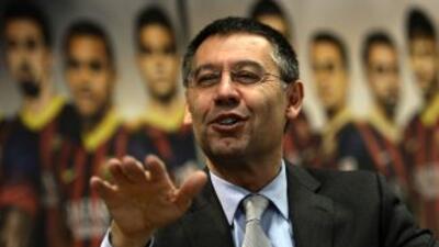 Bartomeu, actual presidente 'blaugrana', asegura que en breve se logrará...