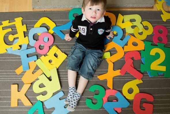 Una psicóloga dijo a los padres del pequeño, Emma Greenwood y Anthony Mc...