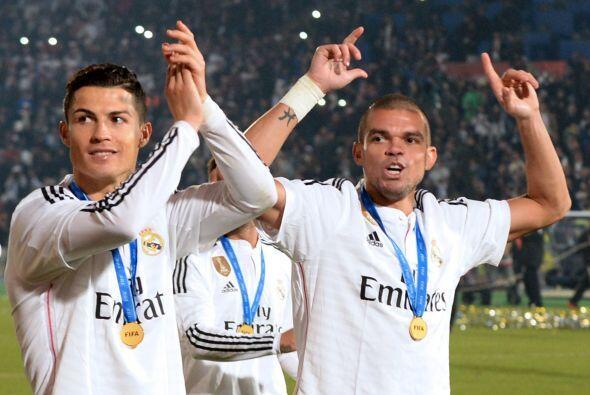 Y le daba crédito a su compatriota Pepe, los dos portugueses se llevan u...