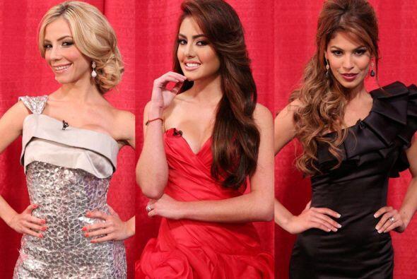 Vestidos Programa 7 Nuestra Belleza Latina 2013