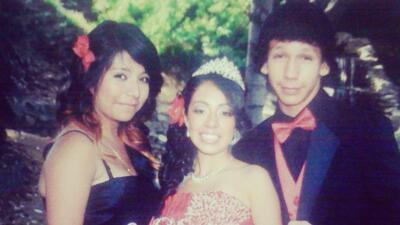 El lado más humano del marine hispano baleado en Los Ángeles