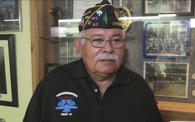 Veteranos hispanos de Arizona recuerdan a sus compañeros caídos en batalla