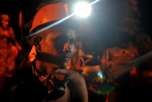 La mina 'La Preciosa' se ubica en Sardinata aproximadamente a unos 670 k...