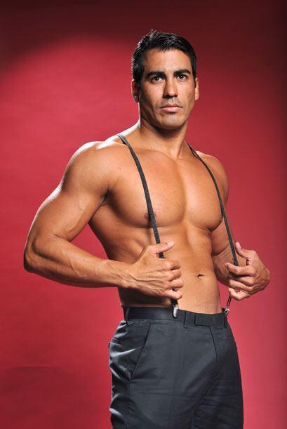 ¿Cuántas horas creen que Tinno Delgado pasa en el gimnasio? No nos quiso...