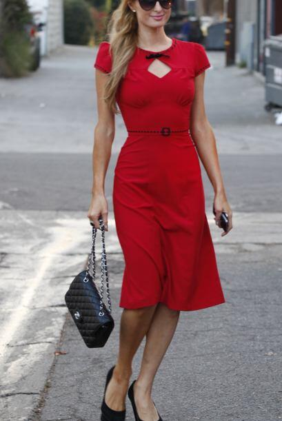 Paris Hilton es famosa no sólo por sus escándalos y problemas legales, s...