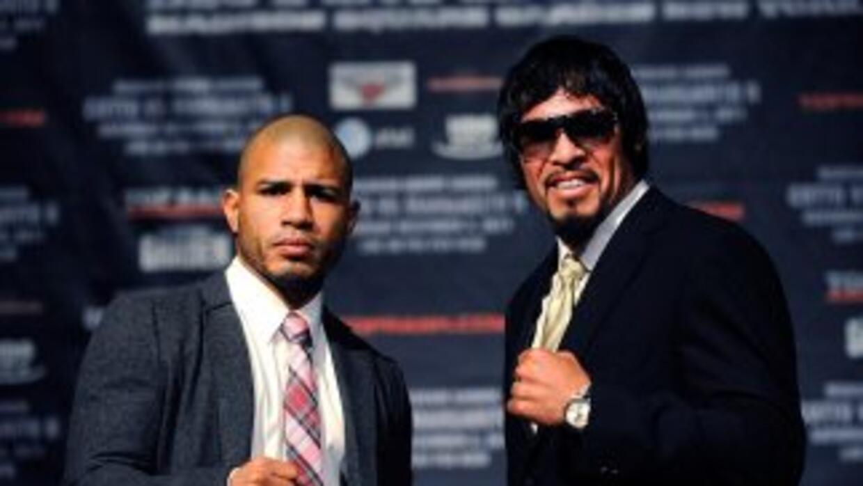 Miguel Cotto y Antonio Margarito por fin tienen aprobación para pelear...