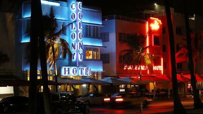 Negocios en Miami Beach se han visto afectados por el frío inusual en el sur de Florida