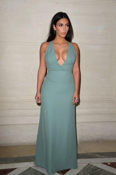 Kim Kardashian no podía perderse este desfile, después de...