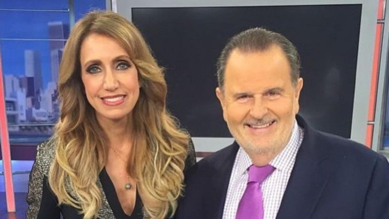 Lili y Raúl, los conductores de El Gordo y la Flaca.